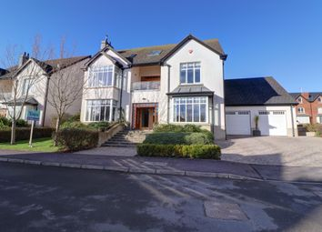 Thumbnail 5 bed detached house for sale in Lakeview Manor, Belfast Road, Newtownards