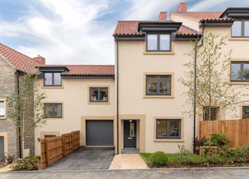 "Thumbnail 3 bed town house for sale in ""The Croscombe"" At Pesters Lane, Somerton TA11, Somerton,"