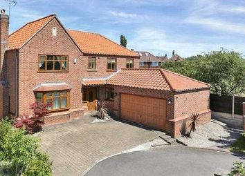 Thumbnail 5 bed detached house for sale in The Gables, Old Mill Lane, Forest Town