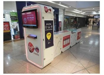 Thumbnail Retail premises to let in Mall Kiosk Rmu1, Drakes Circus Shopping Centre, Plymouth