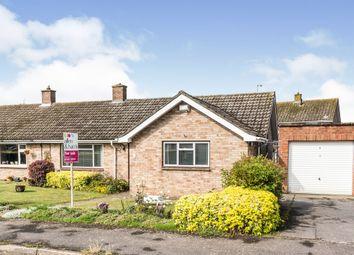 Rumbolds Close, Benson, Wallingford OX10. 3 bed semi-detached bungalow for sale