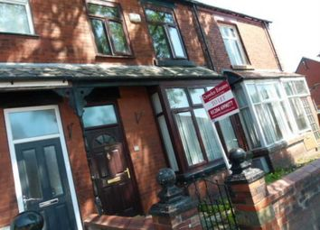 Thumbnail 3 bedroom terraced house to rent in Plodder Lane, Farnworth, Bolton