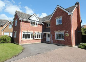 Thumbnail 5 bed detached house for sale in Cilgant Y Meillion, Rhoose, Barry