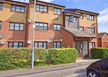 Thumbnail 2 bed flat for sale in Faulkner Close, Dagenham, Essex