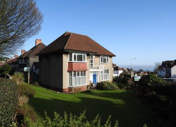 Thumbnail 4 bedroom detached house for sale in Parc Wern Road, Sketty, Swansea