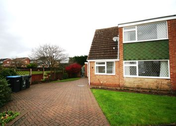 Thumbnail 3 bed semi-detached house for sale in Haxby Close, Tollesby, Middlesbrough