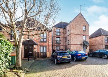 Thumbnail 1 bed flat for sale in Fleetwood Court, London