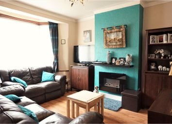 Thumbnail 4 bed end terrace house for sale in Belvedere Road, London