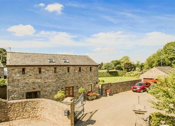 Thumbnail 4 bed barn conversion for sale in Commons Lane, Balderstone, Blackburn