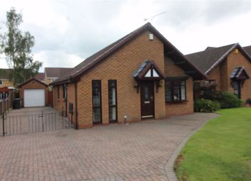 Thumbnail 3 bed detached bungalow for sale in Baldrine Drive, Hindley Green, Wigan
