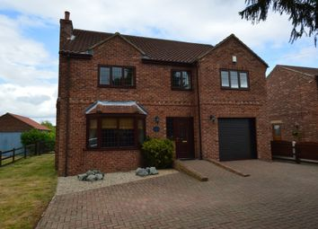 Thumbnail 4 bed detached house for sale in Daisy Hill, Main Road, Drax, Selby
