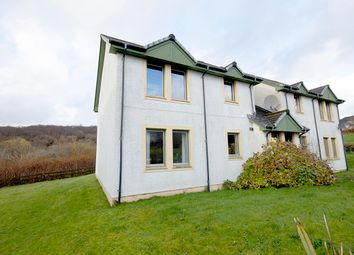 Thumbnail 2 bed flat for sale in Riverside Court, Tobermory