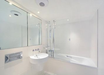 Thumbnail 1 bed flat to rent in Water Gardens Square, London