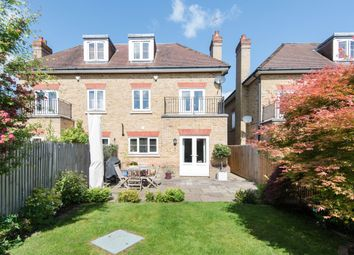 Thumbnail 4 bed semi-detached house for sale in Rydens Road, Walton-On-Thames
