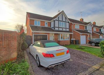 Thumbnail 4 bed detached house for sale in Lawrence Avenue, Stanstead Abbotts, Ware