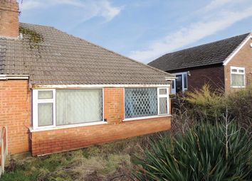 Thumbnail 2 bed semi-detached bungalow for sale in Catherine Road, Romiley, Stockport