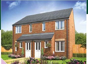 Thumbnail 2 bed semi-detached house for sale in Anstee Road, Shaftesbury, Dorset