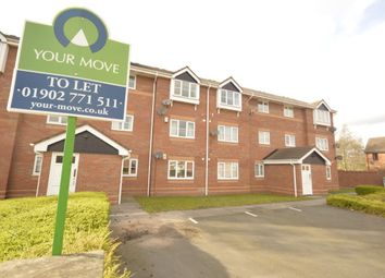Thumbnail 3 bed flat to rent in Morville Croft, Bilston