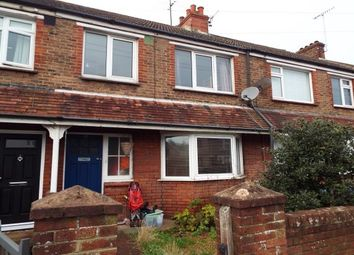 Thumbnail 3 bed terraced house to rent in Elm Grove, Worthing