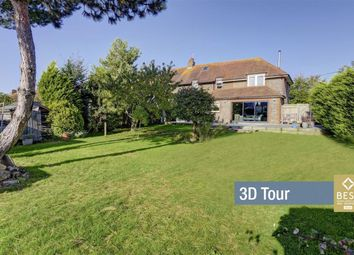 Thumbnail 4 bed semi-detached house for sale in New Road, Hellingly, Hailsham