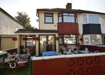 Thumbnail 3 bed semi-detached house for sale in Bracondale Road, Abbey Wood, London