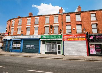 Thumbnail 4 bed terraced house for sale in Picton Road, Wavertree, Wavertree
