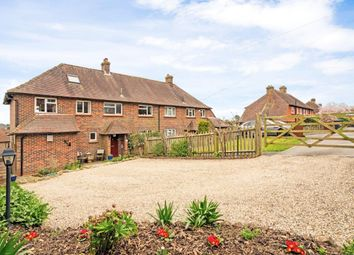 Hornshurst Road, Rotherfield, Crowborough TN6. 4 bed semi-detached house for sale