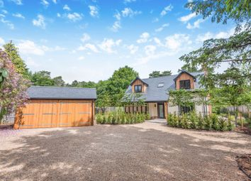 Thumbnail 4 bed detached house for sale in No Onward Chain - Wellesley Road, Rushmoor, Farnham