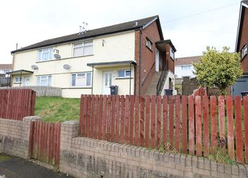 1 bed flat for sale in Ivydene Close, Trevethin, Pontypool, Torfaen NP4