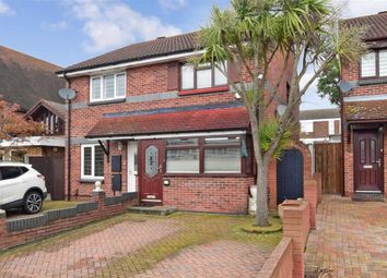 Thumbnail 2 bed semi-detached house for sale in Burrow Road, Chigwell, Essex