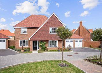 4 bed detached house for sale in Brambling Avenue, Ashford, Kent TN25