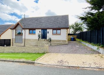 Thumbnail 3 bed detached bungalow for sale in Manse Road, Stonehouse, Larkhall