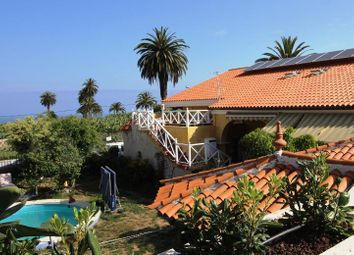 Thumbnail 6 bed villa for sale in Icod De Los Vinos, Tenerife, Spain