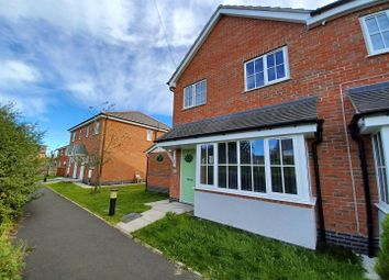 Thumbnail 3 bed semi-detached house for sale in Brookfield Close, Penley, Wrexham