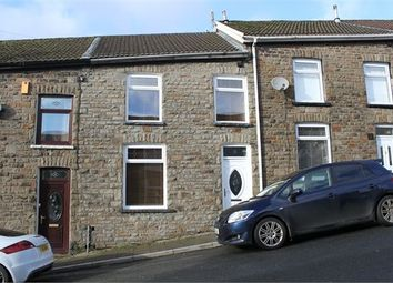 Thumbnail Terraced house for sale in Rowling Street, Williamstown, Tonypandy, Rhondda Cynon Taff.