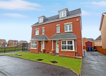 Thumbnail 4 bed semi-detached house for sale in Cleuch Place, Falkirk
