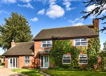 Thumbnail 5 bed detached house for sale in Tetney Lock Road, Tetney