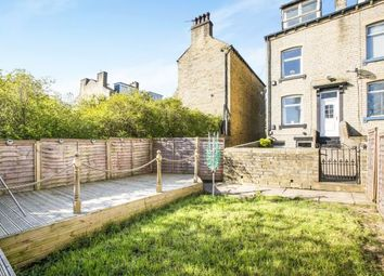 Thumbnail 3 bedroom end terrace house for sale in Old Lee Bank, Halifax, West Yorkshire