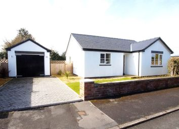 Thumbnail 2 bedroom detached bungalow to rent in Dee Park, Holt, Wrexham