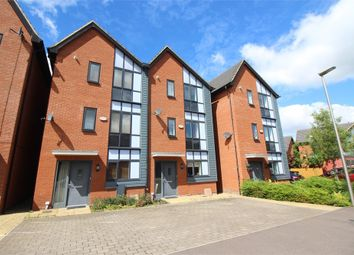 Thumbnail 3 bed town house to rent in Norden Mead, Walton, Milton Keynes, Buckinghamshire