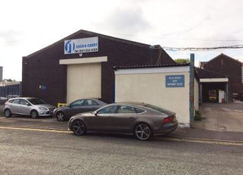 Thumbnail Industrial for sale in Roebuck Street, West Bromwich