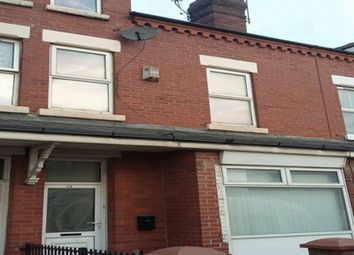 Thumbnail 4 bed terraced house for sale in Weaste Road, Salford