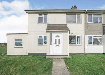 3 bed terraced house for sale in Boskenna Road, Four Lanes, Redruth TR16