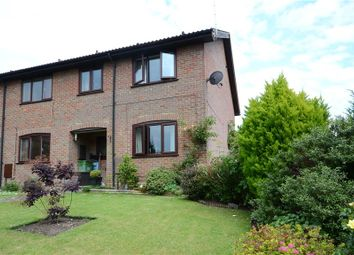 Thumbnail 2 bedroom end terrace house for sale in Kirkstall Court, Calcot, Reading