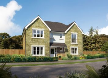 """Thumbnail 5 bedroom detached house for sale in """"Laurieston"""" at West Road, Haddington"""