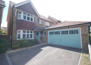 Thumbnail 4 bedroom detached house to rent in Hughes Gardens, Bideford