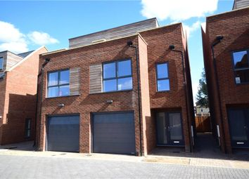 Thumbnail 3 bed semi-detached house for sale in Perne Close, Cambridge, Cambridgeshire