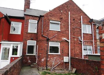 Thumbnail 2 bed terraced house to rent in Storforth Lane Terrace, Hasland, Chesterfield