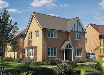 "Thumbnail 4 bed detached house for sale in ""The Astley"" at Deardon Way, Shinfield, Reading"