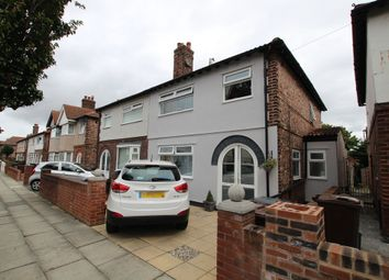 Thumbnail 3 bedroom semi-detached house for sale in Pine Grove, Liverpool